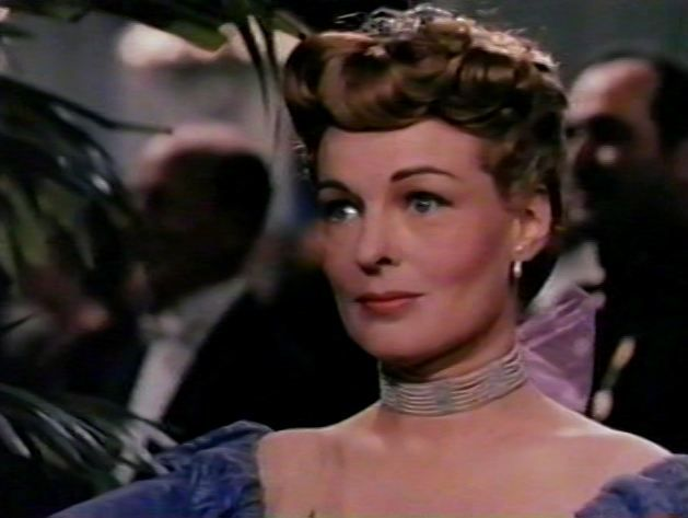 Ruth Hussey -  Stars and Stripes Forever - 1952
