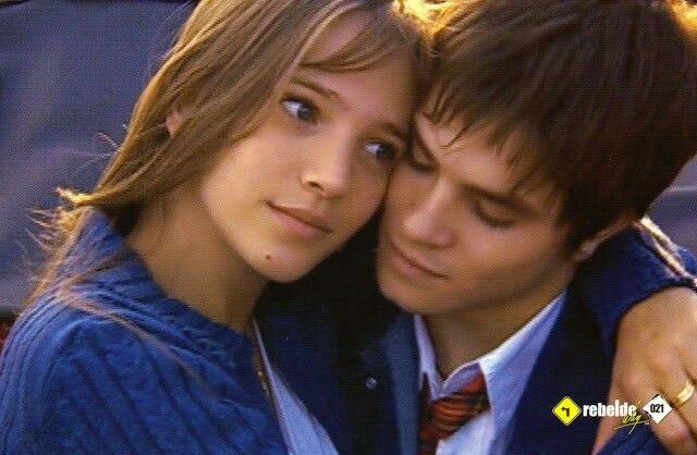 ♥Rebelde Way - Mia y Manuel♥