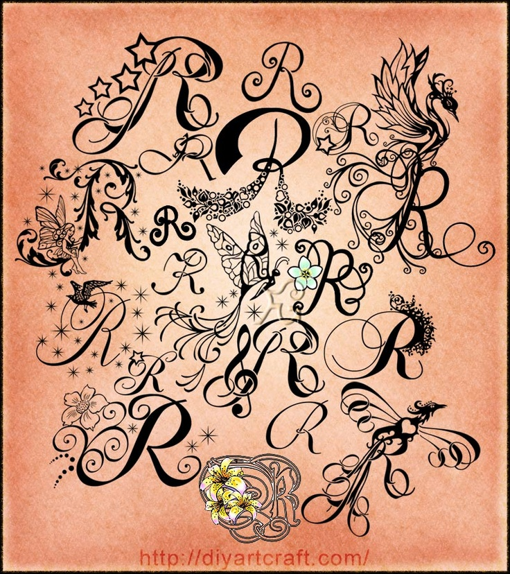 Letter B Tattoos Pictures to Pin on Pinterest - TattoosKid