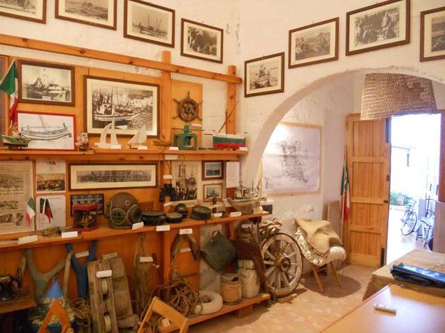 Museo del Mare di Marettimo