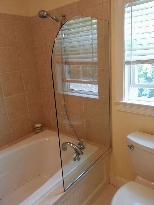 102 best images about frameless shower doors swinging hinged on pinterest frameless shower. Black Bedroom Furniture Sets. Home Design Ideas