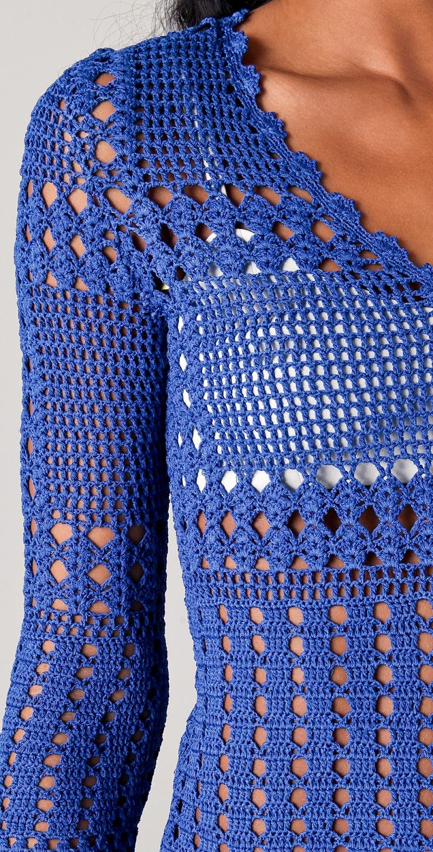 Crochetemoda: Março 2012