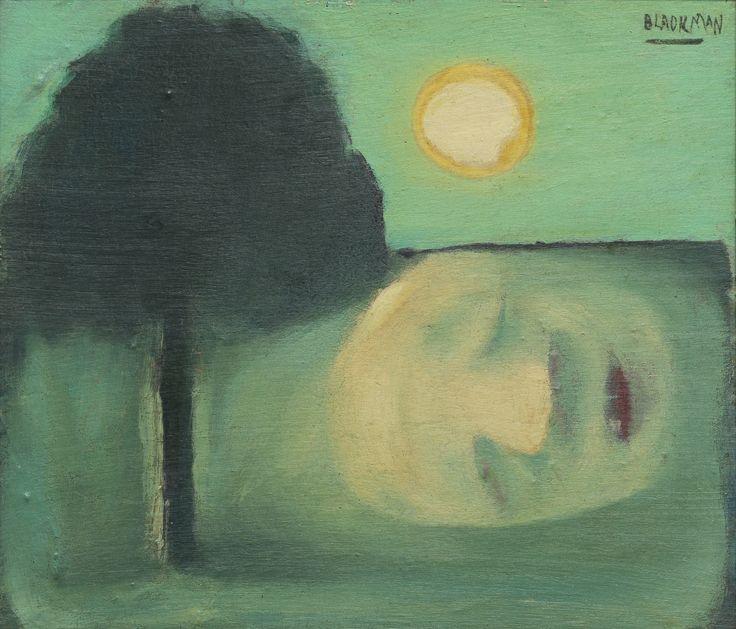 Barbara by Charles Blackman