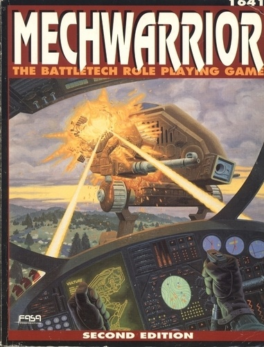 MechWarrior: The Battletech Role Playing Game - never did get around to running this.