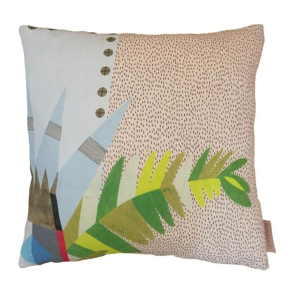 Witch Doctor Cushion