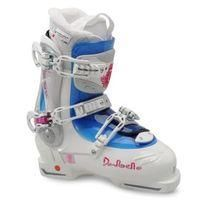 DALBELLO-SPORTS-Sportswear Swimwear-Dalbello Tango Ladies Ski Boots-£89.99-Dalbello Tango Ladies Ski Boots  An original design the Tango Ski Boot is a high performance freestyle boot engineered exclusively for ambitious and athletic women who rip it up all around the mountain, or in the park. Featuring 3 Piece Cabrio Design architecture with Dalbellos innovative Hyperband Cuff Closure, this ladies ski boot is super light, ultra responsive and extremely comfortable all day long.