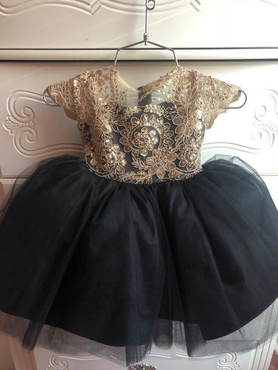 d78041b63 Lena Dress- Sequin Sheer Lace bow tutu dress princess dress birthday dress  blue dress flower girl couture dress gold champagne black gold