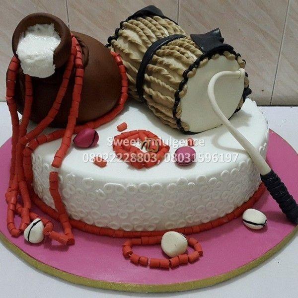 Nigerian wedding traditional weddig cake ideas sweet indulgence by ola1