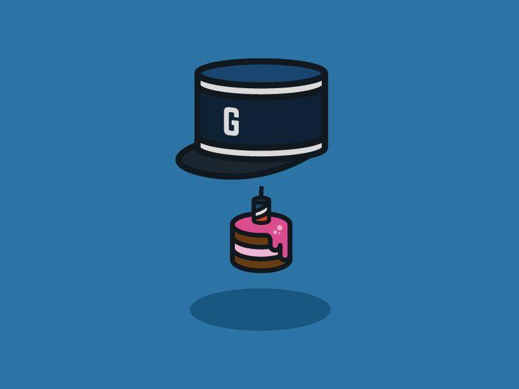 Joyeux anniversaire, Gendarme! by Maxim Temchenko