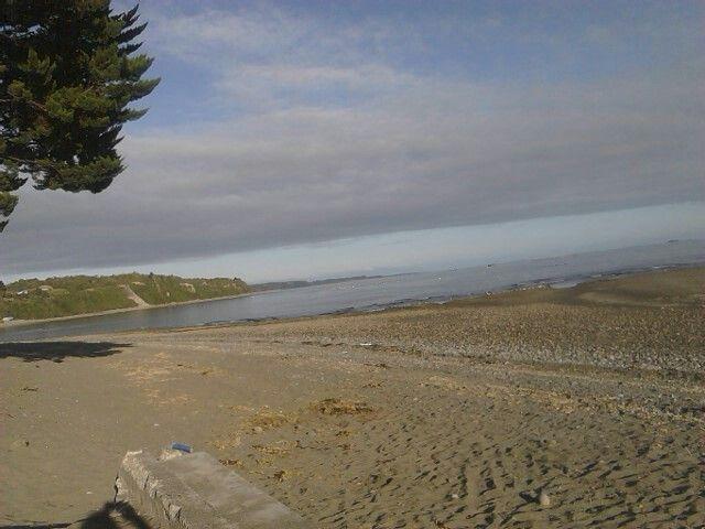 Playa de colaco sur  Chile