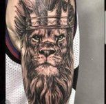 Best Tattoo Lion Couple Lion Ideas