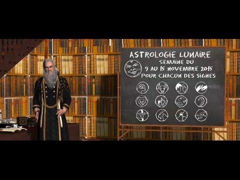 Astrologie Lunaire ☽ Chacun des signes du 9 au 15 novembre 2015