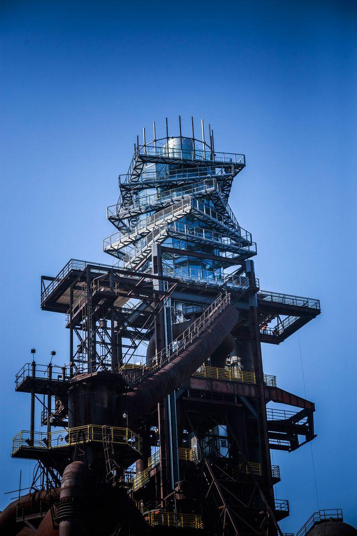 Bolt Tower i Hlubina - Dolní Vítkovice