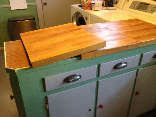 Can An Old Kitchen Countertop Be Covered