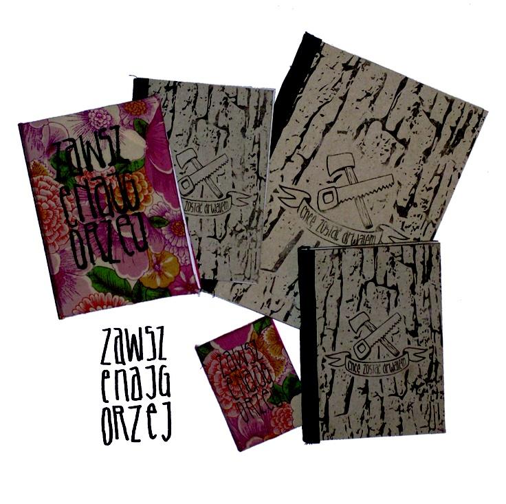 zawsze najgorzej | always the worst sketchbooks and stuff made of paper and cardboard http://facebook.com/zawszenajgorzej