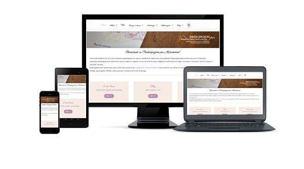 nuovo sito partecipazioni per matrimonio