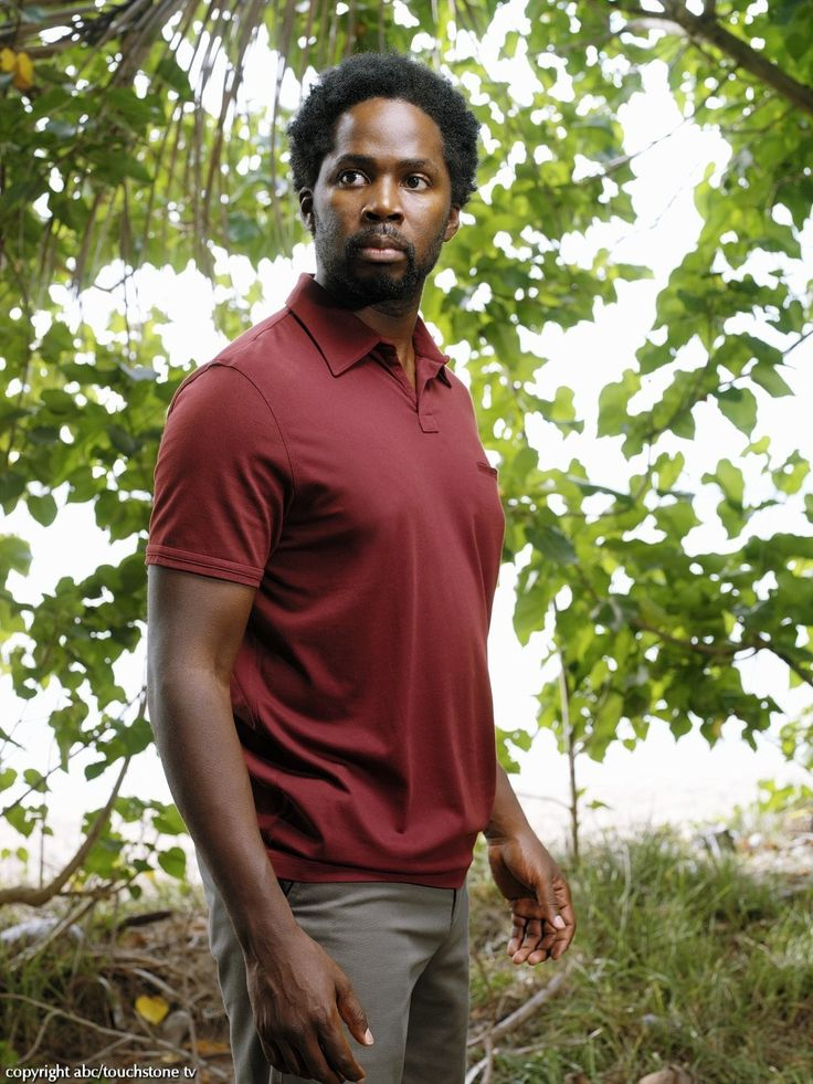 Image result for harold perrineau lost