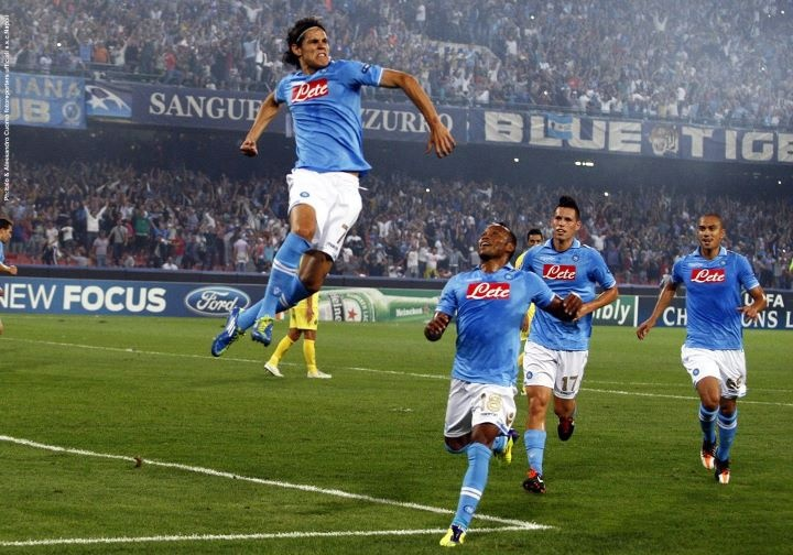 Gutted at the result, but Cavani must be respected.