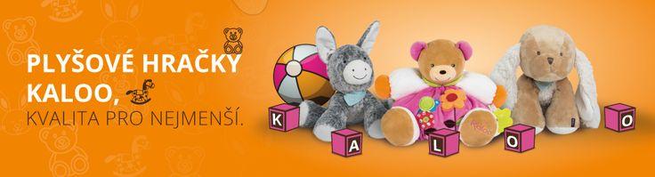 Plyšové hračky Kaloo