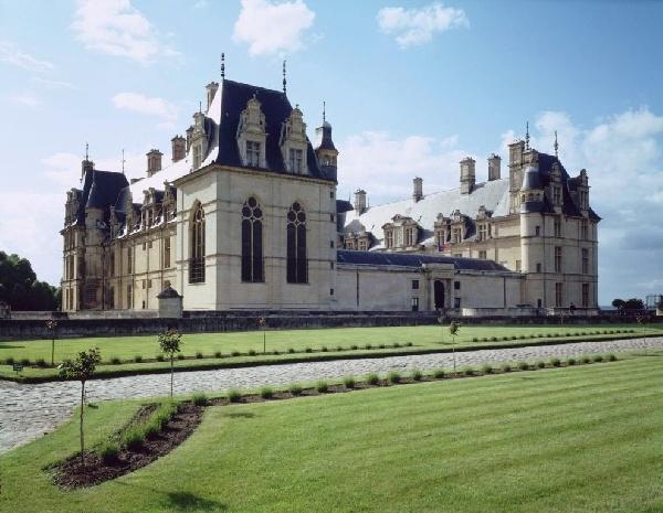 Musée national de la Renaissance - Château d'Ecouen - Écouen -