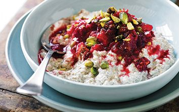 Rise & Shine With This Bircher Muesli & Berry Recipe