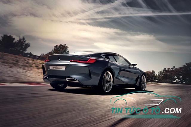 BMW M8 GTE dự kiến sẽ ra mắt vào tháng 1/2018.