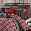 Woolrich 'Williamsport' Plaid 4-piece Comforter Set | Overstock.com