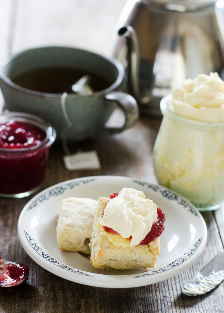 Mock Devonshire Cream