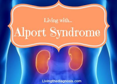As Kidney Month continues, so do posts about kidney diseases/syndromes/etc... Read all about Alport Syndrome...