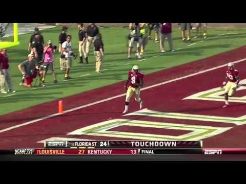 GAME 8: Miami vs. Florida State [Full Game] | [Tallahassee, FL] Nov. 2, 2013 | UM-14 FSU-41