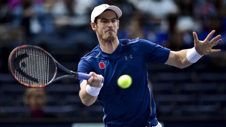 """Annahme naiv, Sport wäre sauber"": Murray sieht Doping im Tennis als Problem"
