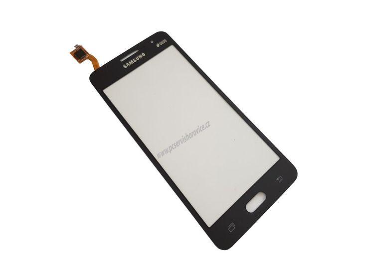 Pokud vám např. při pádu telefonu prasklo pouze dotykové sklo (displej funguje) a nechcete investovat drahé peníze za celý LCD displej, můžete vyměnit pouze dotykové sklo mobilního telefonu Samsung Galaxy Grand Prime G530      Můžete využít služeb našeho servisu, kde Vám dotykové sklo vyměníme.