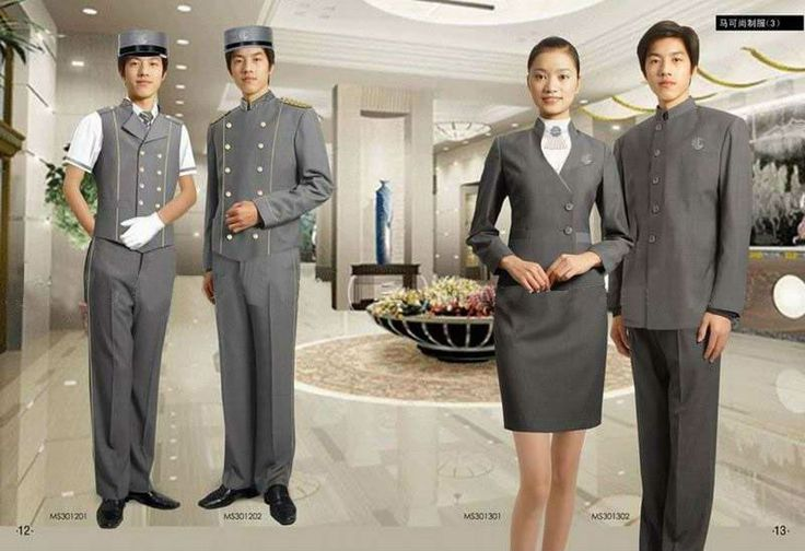 factory direct pice good fabric hotel doorman uniform More