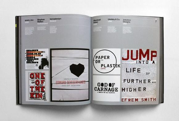 """Design: Type: A Seductive Collection of Alluring Type Designs"" ROCKPORT Publishers / Vasilis Magoulas aka VAMADESIGN"