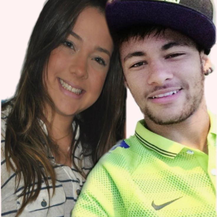 neymar and his girlfriend carolina dantes