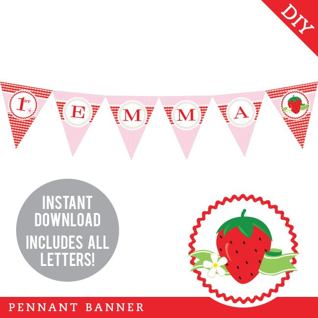Best  Pennant Banner Template Ideas On   Free Banner