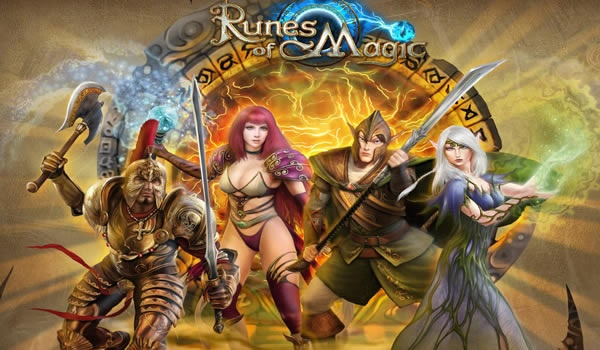 Runes of Magic – Lands of Dead