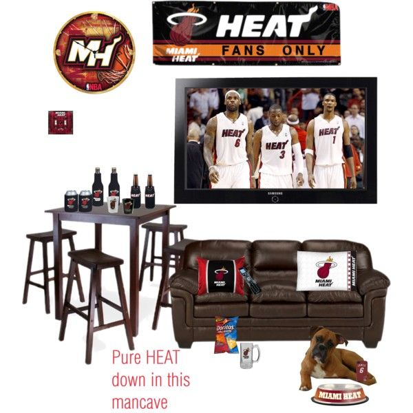 Man Cave Espn : Best images about miami heat on pinterest chris bosh