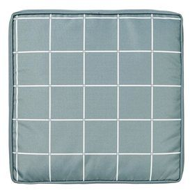 Outdoor Chair Pad - Grid