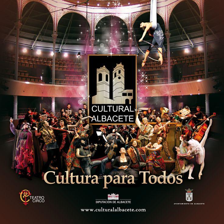 Publicidad de Cultural Albacete en el Anuario de la Asociación de Prensa de Albacete 2013
