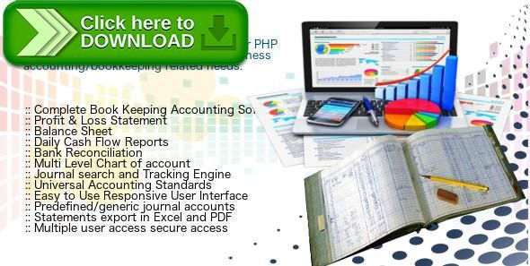 [ThemeForest]Free nulled download The Accountant - General Ledger from http://zippyfile.download/f.php?id=55440 Tags: ecommerce, accountant, balance sheet, chart of account, coa, double entry, General ledger, GL, Ledger Statement, Profit Loss Statement, Reconciliation Report, trial balance