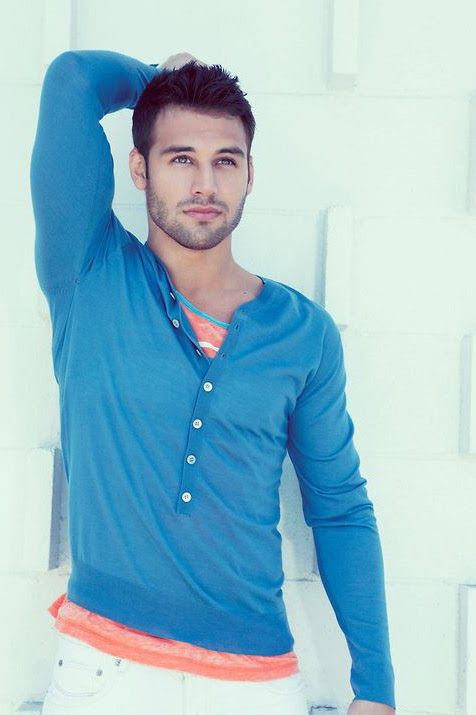 Ryan Guzman stars as the poetic gardener Sebastian in BeyondParadiseMovie.com  Would you risk it all to follow your heart?