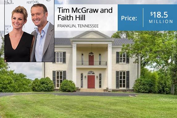 56 best homes of famous people images on pinterest for Mcgraw hill real estate