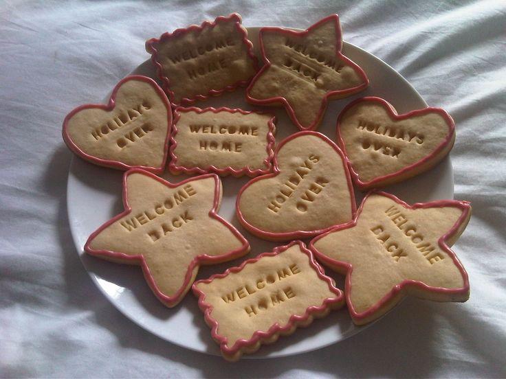 Say it with Sugar Cookies :) #AlidaRyder