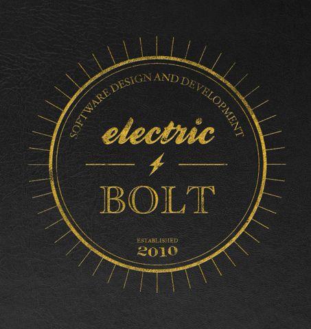 Electric Bolt Logo | Design Official