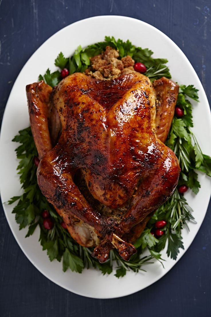 List of 25 Thanksgiving Turkey Recipes - Photo Gallery | SAVEUR. I don't have a Turkey board so I am placing these under the Chicken one