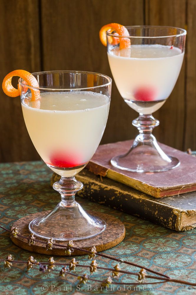 """The Corpse Reviver # 2. """"Four of these taken in swift succession will unrevive the corpse again.""""  ~ Harry Craddock, The Savoy Cocktail Handbook (1930)"""