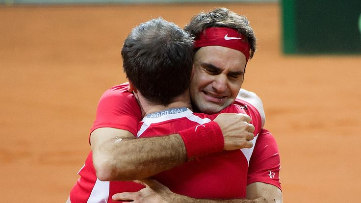 """Coupe Davis - Federer : """"Mardi, je pensais n'avoir aucune chance de jouer trois jours de suite…"""" - Coupe Davis 2014 - Tennis - Eurosport http://www.eurosport.fr/tennis/coupe-davis-2/2014/coupe-davis-federer-mardi-je-pensais-n-avoir-aucune-chance-de-jouer-trois-jours-de-suite._sto4488218/story.shtml"""