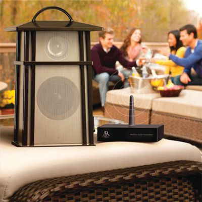 AWS5. Wireless Outdoor SpeakersBluetooth SpeakersOutdoor ...