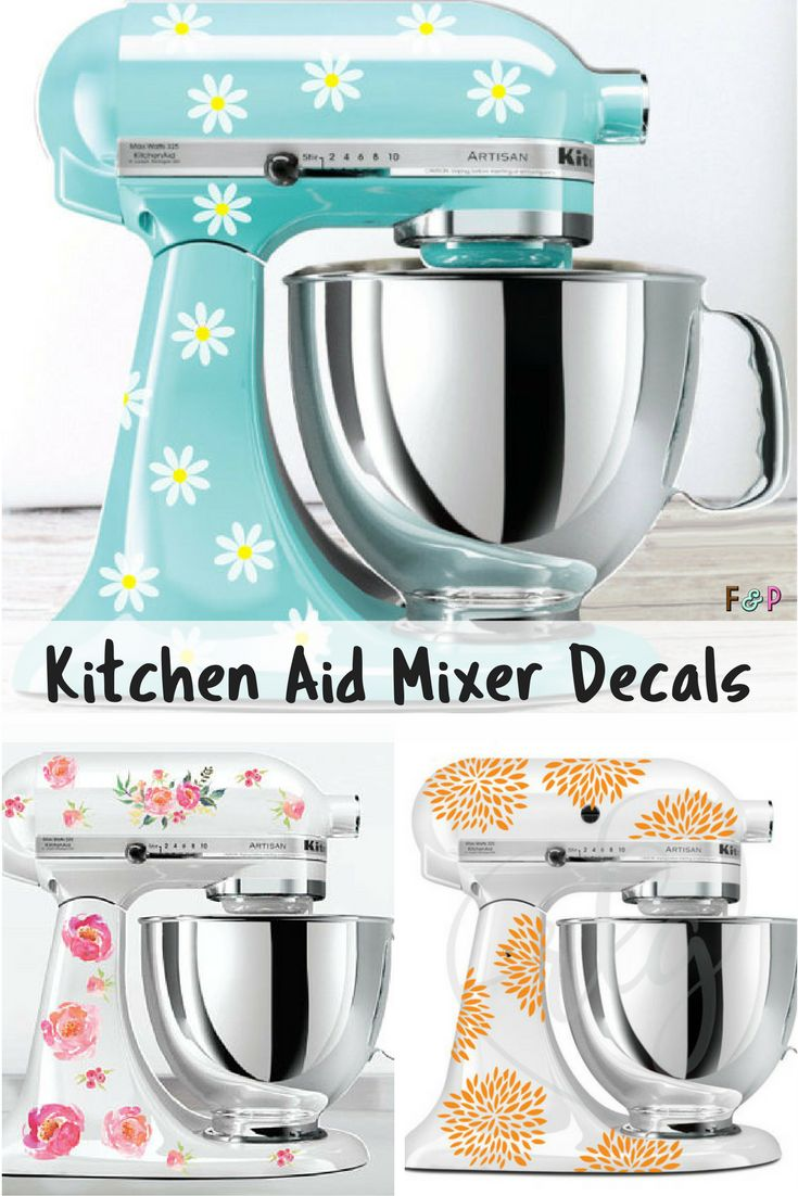 Great Kitchen Aid Decals Pictures >> Best 25 Kitchen Aid Decals ...